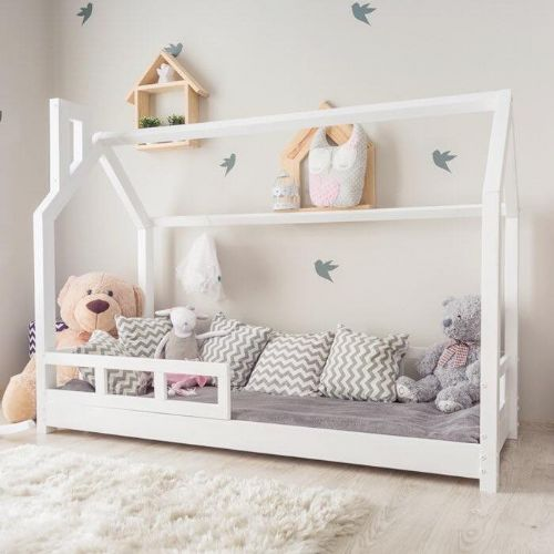 Lovel Decor NORDIC KIDS HOUSE BED BELL